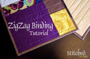 Zig-Zag binding