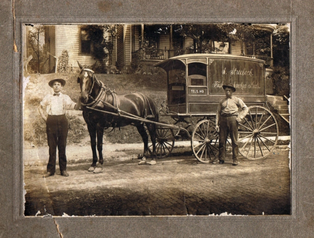 An undated photo, we estimate it's from the 1890s