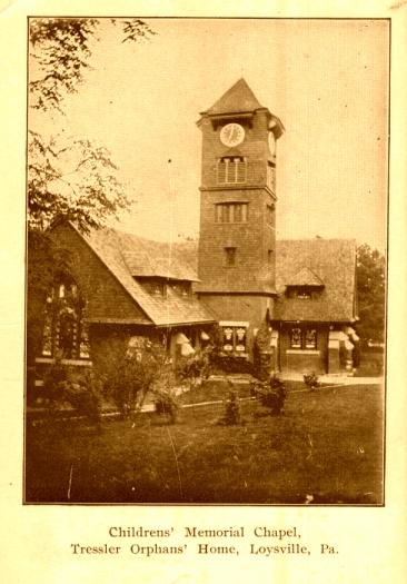 Tressler's Orphanage