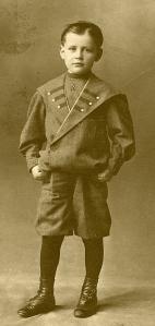 Arthur Merriman Ensminger, circa 1912